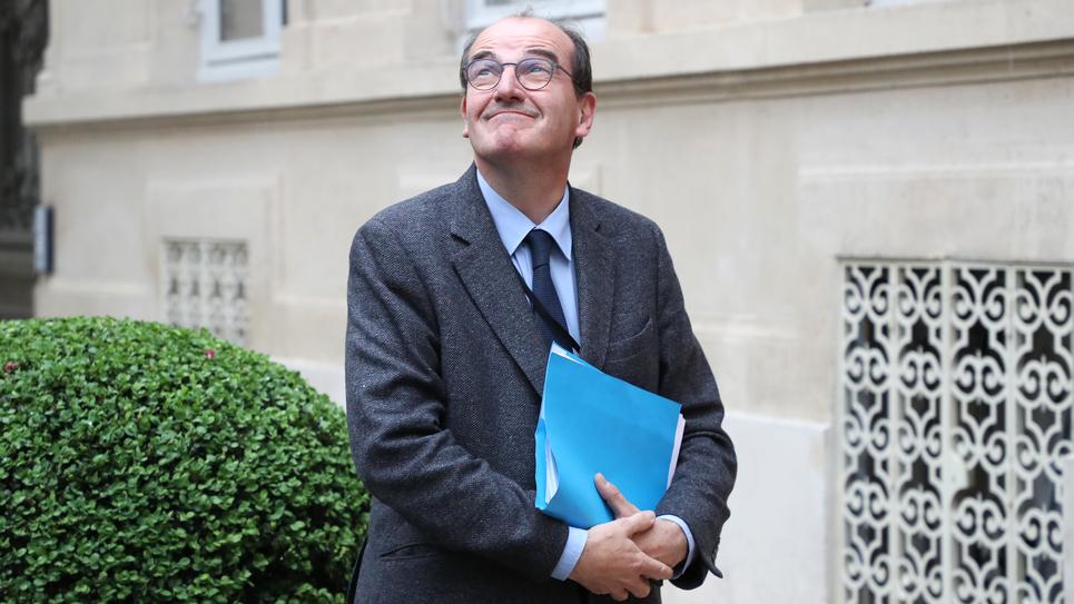 Jean Castex, le 29 avril 2020.
