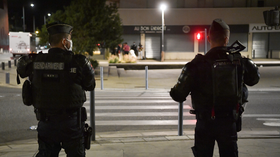 Opération anti-drogue Grenoble Mistral
