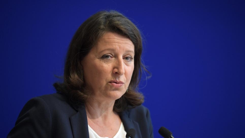 Agnès Buzyn à Paris le 9 septembre 2019