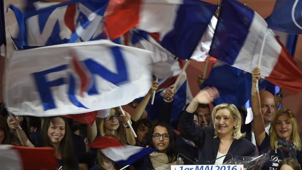 La présidente du Front national, Marine Le Pen, accélère le tempo en vue de la présidentielle avant le véritable lancement de sa campagne programmé début février