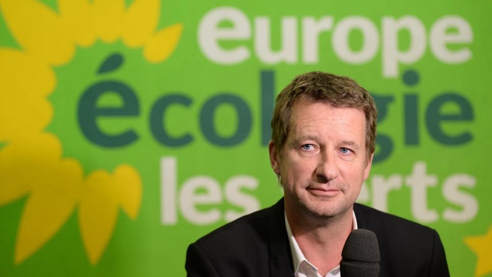 Yannick Jadot a été choisi pour mener la liste EELV (Europe Ecologie les Verts) aux élections européennes de 2019.