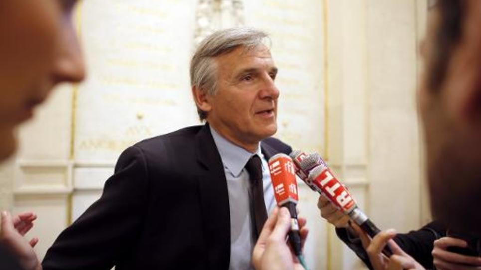 Dominique Dord le 25 mai  2014 à l'Assemblée nationale à Paris