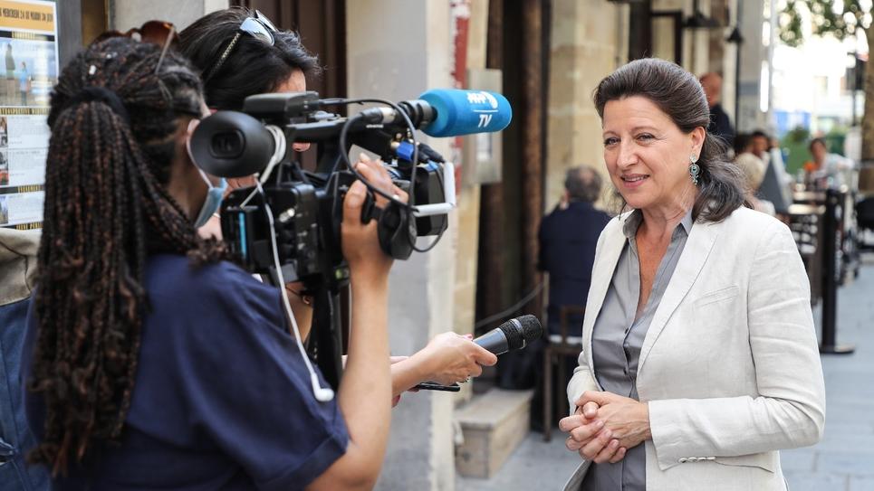 Agnès Buzyn, candidate LREM, a échoué à conquérir Paris