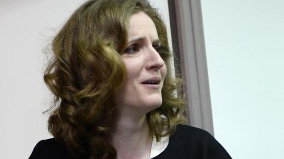 Nathalie Kosciusko-Morizet le 30 mars 2014 à Paris