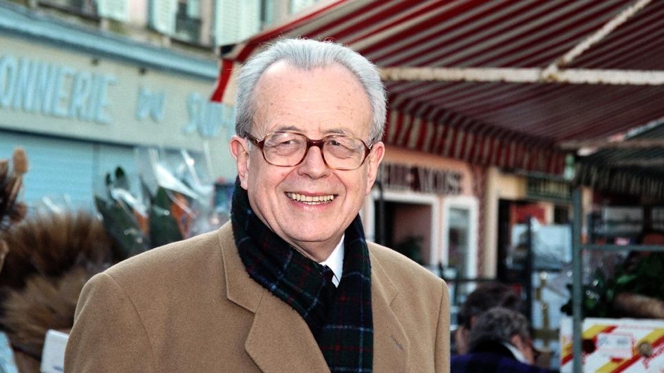 Jean-Paul Baréty, ancien député-maire de Nice, le 22 février 2018 à Nice