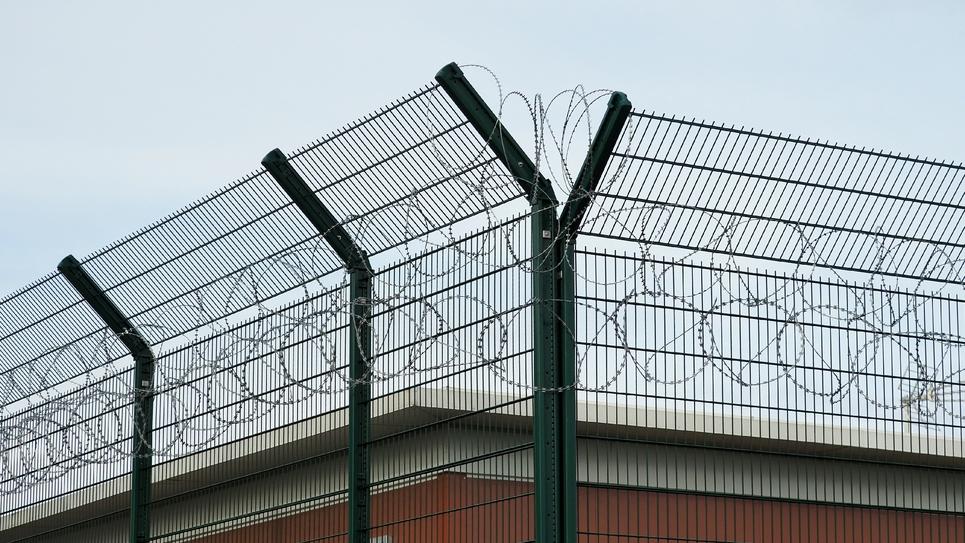 Prison de Saint-Maur (Indre), le 8 février 2019