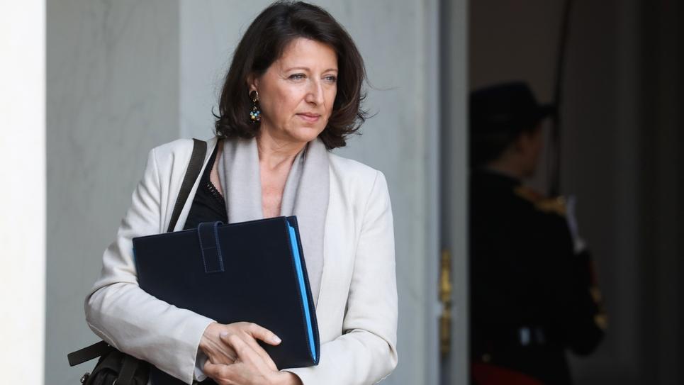 Agnès Buzyn, ministre de la Santé, le 22 mai 2019 à Paris