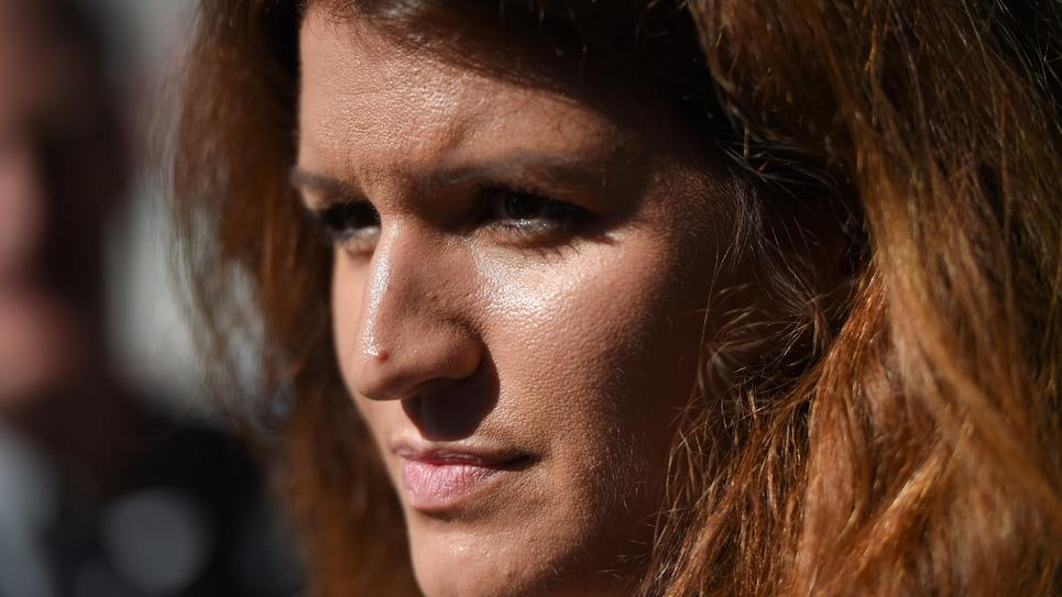 Marlène Schiappa à Tours, le 11 septembre 2018