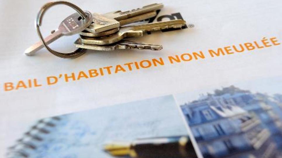 Des clefs sur un bail le 01 août 2012 à Lille
