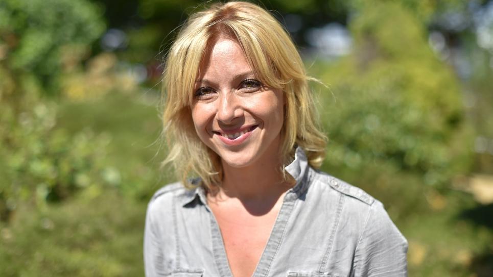 Florence Portelli, le 2 septembre 2017 à La Baule