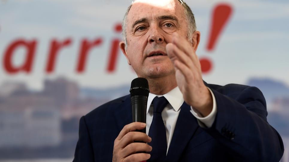Didier Guillaume le 11 janvier 2020 à Biarritz