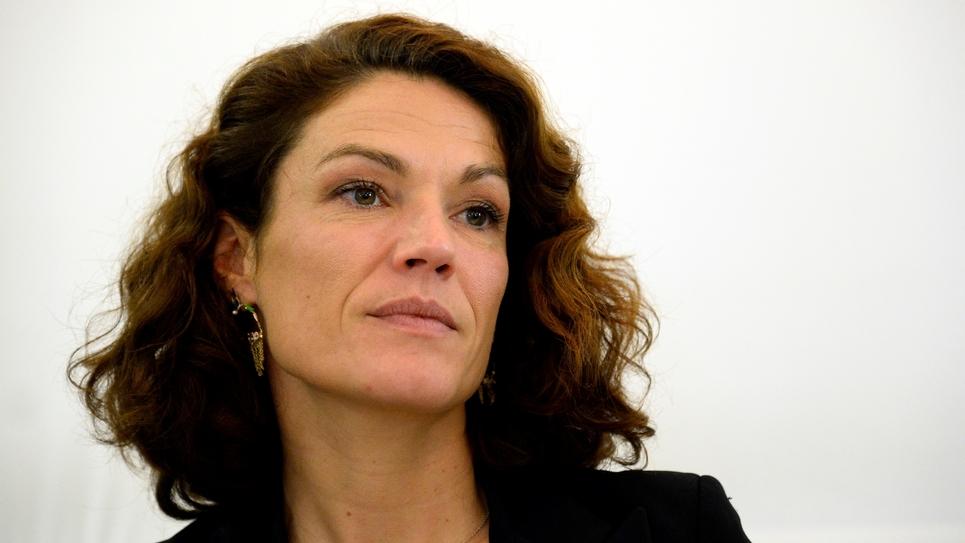 Chantal Jouanno, le 28 octobre 2015 à Paris