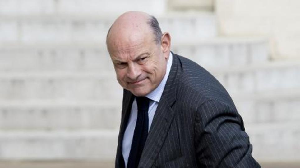 Jean-Marie Le Guen, secrétaire d'Etat aux Relations avec le Parlement, à l'Elysée le 18 juin 2014