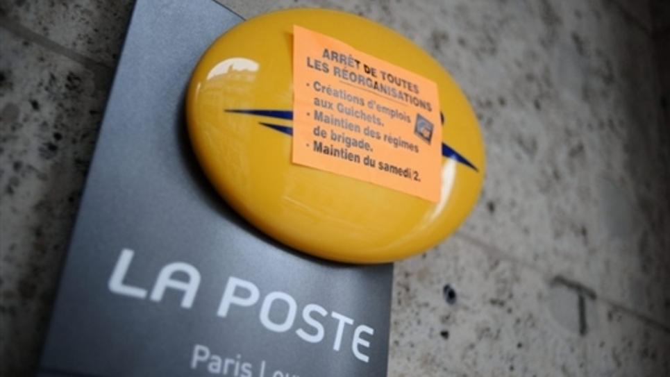 La Poste.