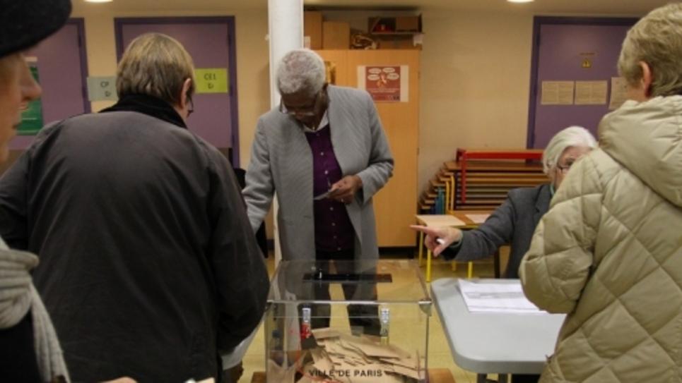 Dani de paris en direct du bureau de vote partie youtube