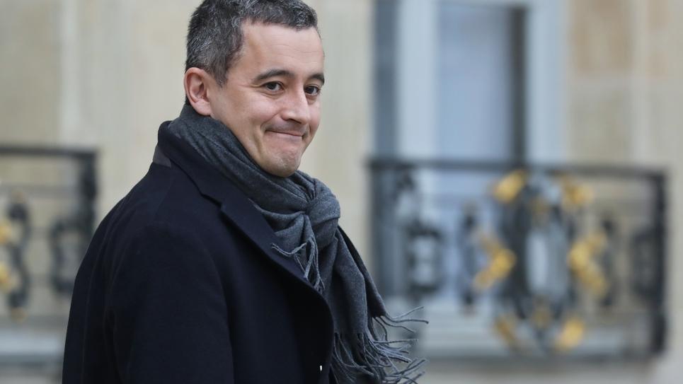 Gérald Darmanin, ministre des Comptes publics, le 5 décembre 2019 à Paris