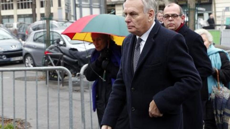 L'ancien Premier ministre PS, Jean-Marc Ayrault, le 15 janvier 2015 à Paris