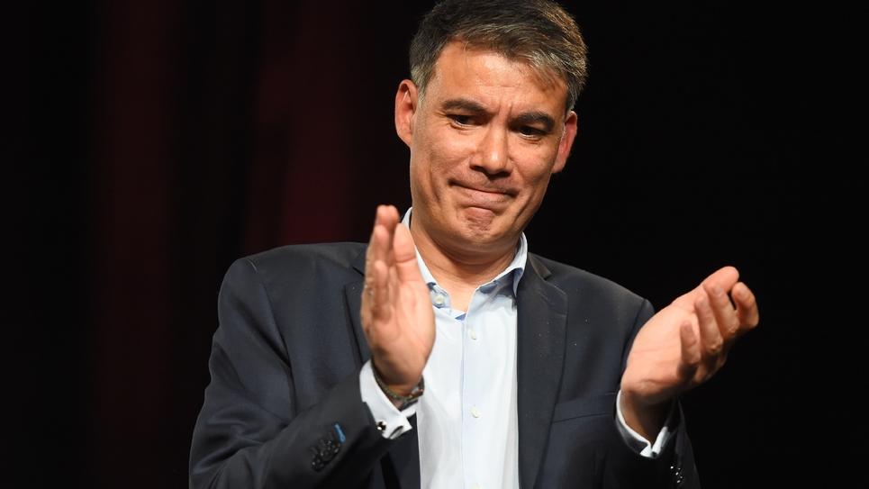 Le premier secrétaire du PS, Olivier Faure, le 2 mai 2019.
