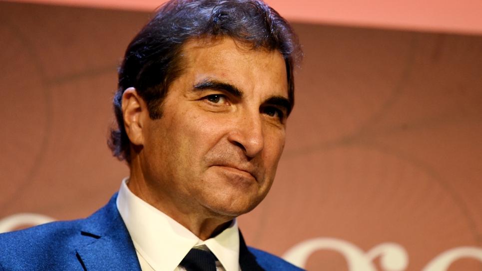 Le chef de file des députés LR Christian Jacob lors d'un sommet sur l'économie à Paris, le 6 décembre 2018
