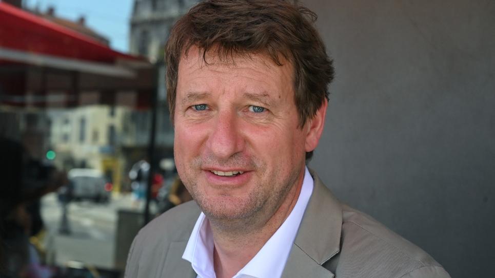 Yannick Jadot le 24 juin 2020 à Montpellier