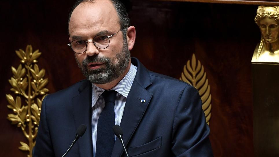 Edouard Philippe à l'Assemblée nationale le 12 juin 2019