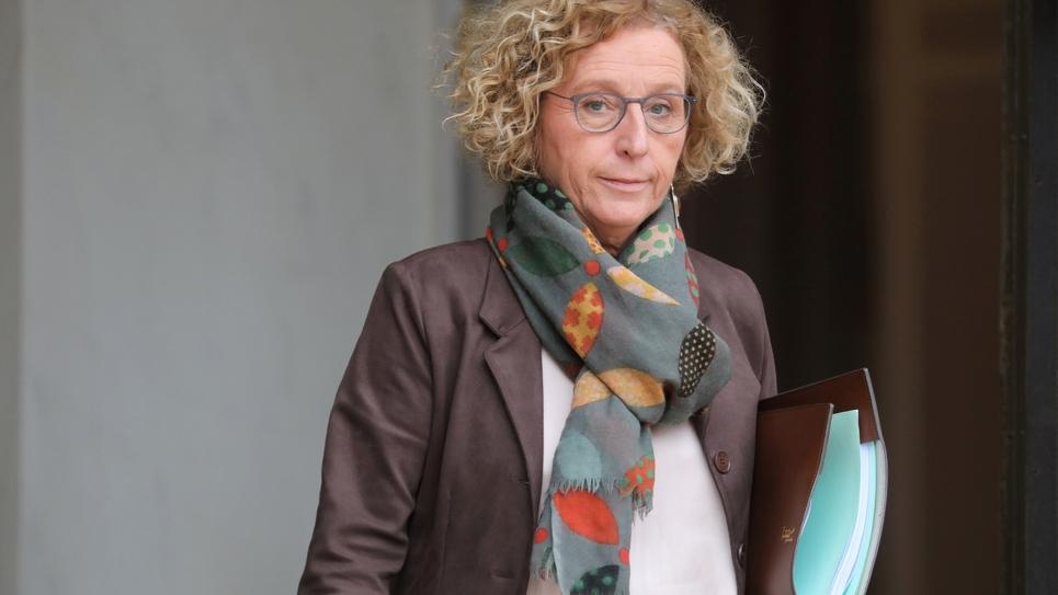 La ministre du Travail Muriel Pénicaud le 5 décembre 2018 à Paris