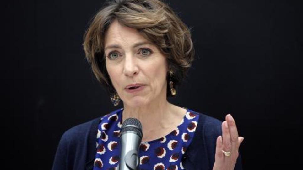 La ministre de la Santé Marisol Touraine à Paris, le 22 avril 2015