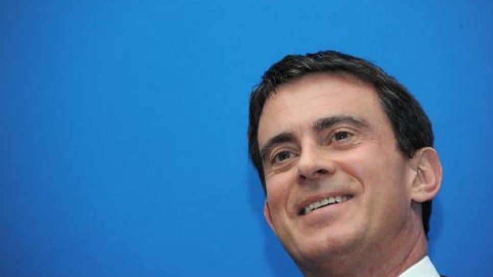 Le Premier ministre Manuel Valls, le 4 décembre 2014 à Paris