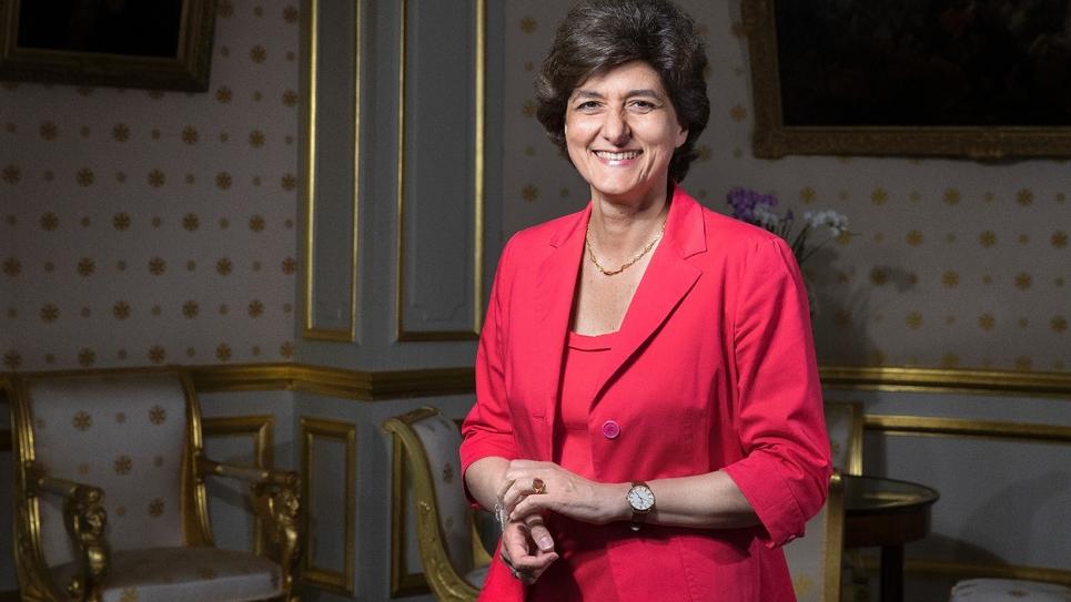 Sylvie Goulard le 15 juin 2017 à Paris