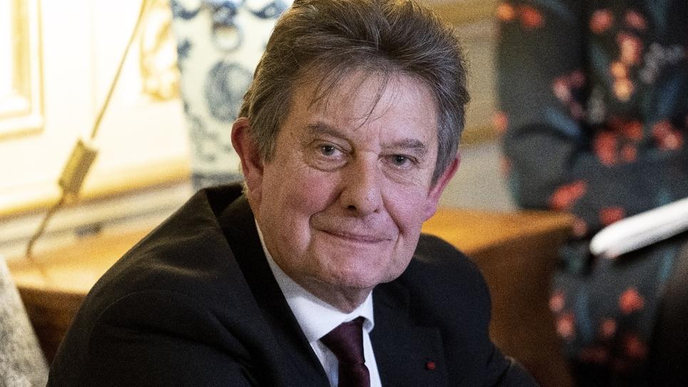 Jean-Pierre Jouyet le 7 mars 2019 à Londres