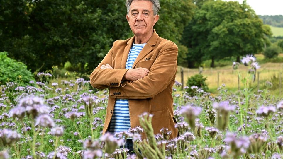 Yves Cochet, ici le 13 septembre en Ille-et-Villaine, a consacré plus de trente ans à la politique