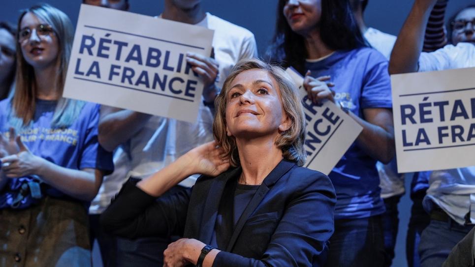 Valérie Pecresse le 15 mai 2019 à Paris