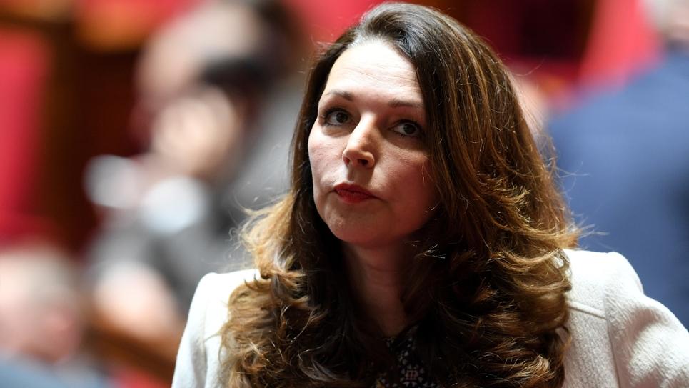 Valérie Boyer en mai 2018 à l'Assemblée nationale