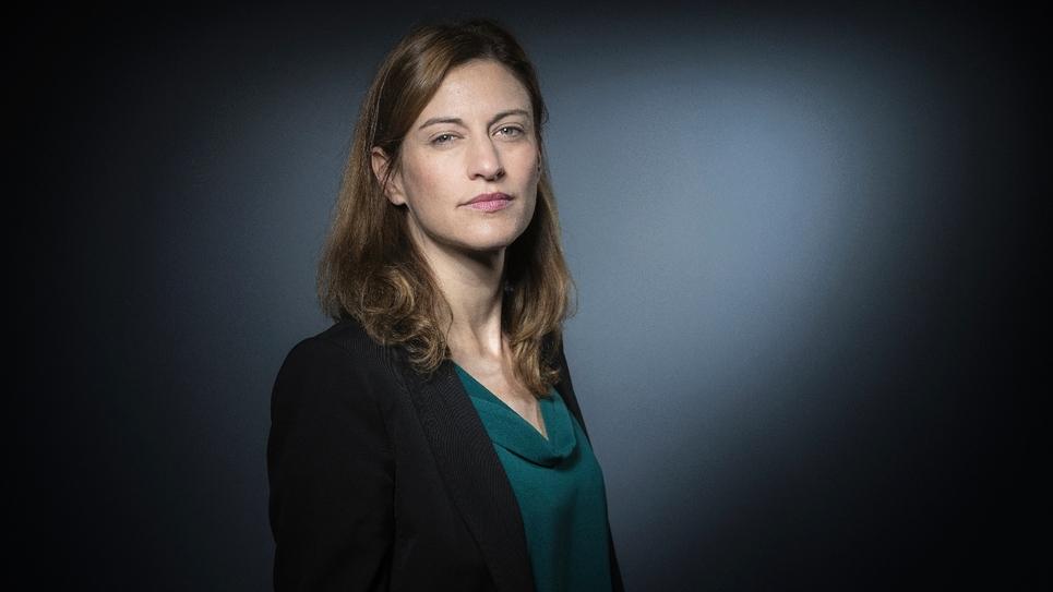 L'ex-secrétaire d'Etat PS chargée de l'aide aux victimes, Juliette Méadel, à Paris le 23 mai 2017
