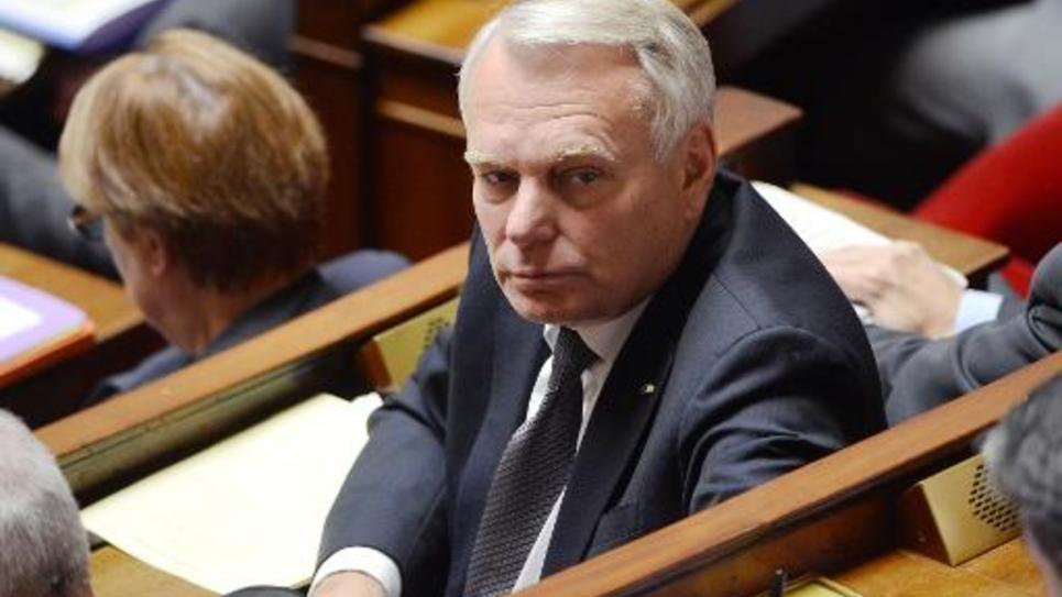 L'ancien Premier ministre Jean-Marc Ayrault à l'Assemblée nationale le 15 juillet 2014