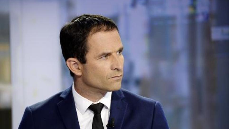 Benoît Hamon invité de France 2 le 25 août 2014 à Paris