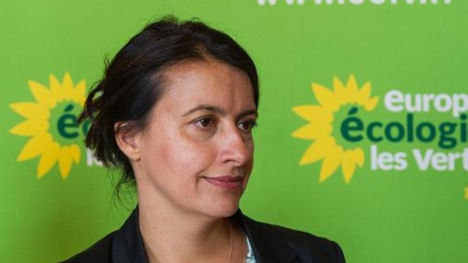 L'ancienne ministre du Logement Cécile Duflot le 14 mai 2014 à Tours