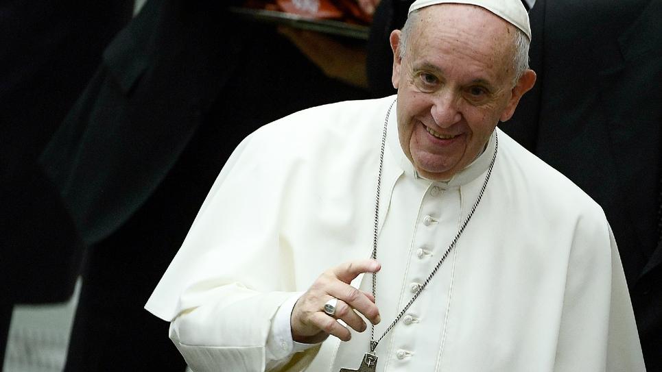 Le pape François le 3 août 2019 au Vatican