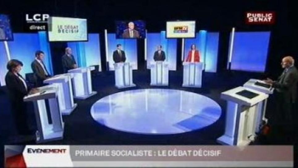 Le 3ème débat de la primaire