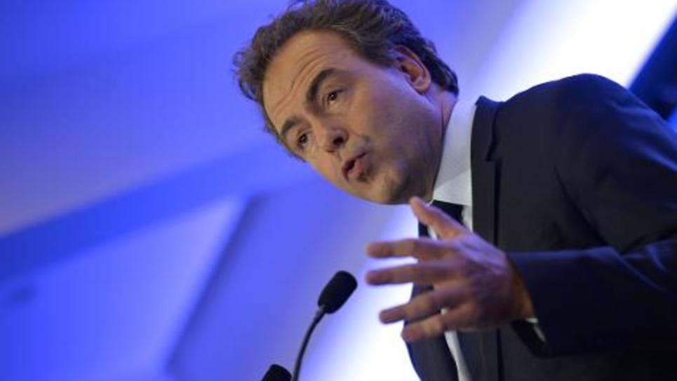 Luc Chatel le 29 novembre 2014 à Paris