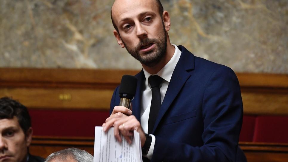 Le député de Paris Stanislas Guérini. Photo prise à l'Assemblée nationale le 24 octobre 2018.