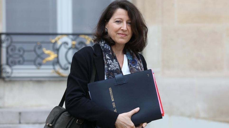 La ministre des Solidarités et de la Santé, Agnès Buzyn, à Paris, le 6 février 2019