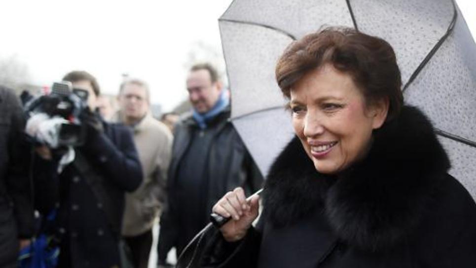 L'ex-ministre UMP Roselyne Bachelot-Narquin, le 27 janvier 2013 à Paris