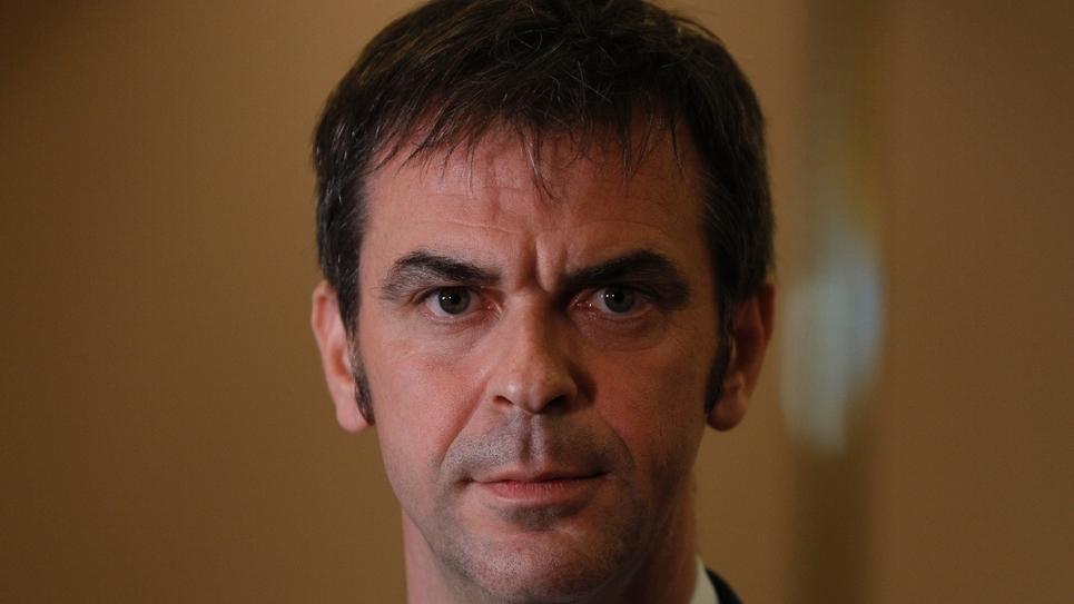 Olivier Véran, ministre de la Santé chargé notamment de la réforme des retraites, le 17 février 2020