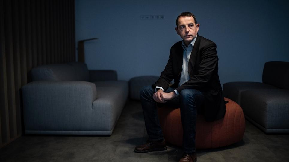 Jérôme Fourquet, directeur du département Opinion de l'Ifop, à Paris, le 28 mars 2019