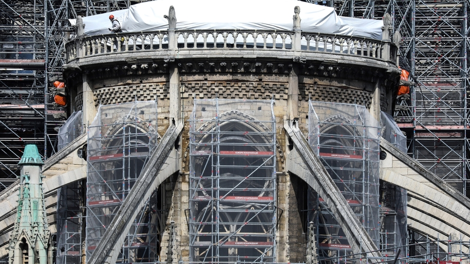 Reconstruction de Notre-Dame: début de l'examen d'un texte remanié par le Sénat 36e66dd9014f39ae47e5768c384eec3f464aea1b