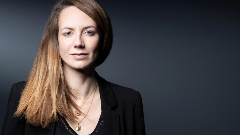 Agnès Pottier-Dumas le 18 février 2020 à Paris