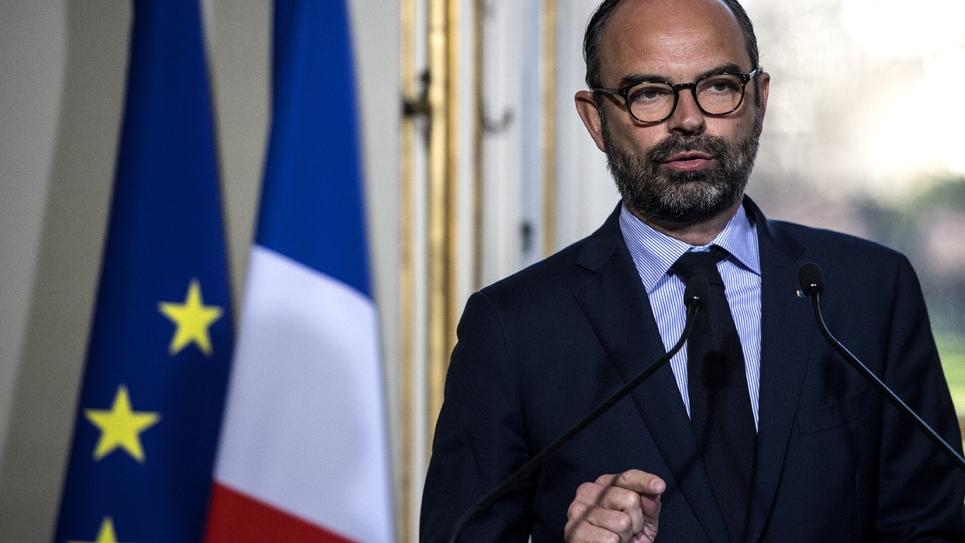 Le Premier ministre Edouard Philippe à Paris le 26 février 2019