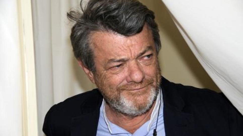 Jean-Louis Borloo le 22 juin 2014, à Valenciennes