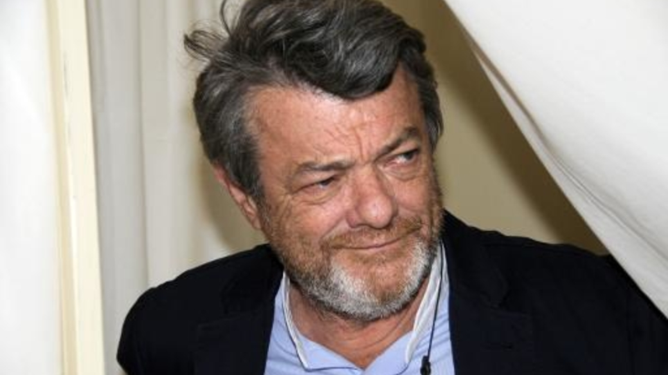 Jean-Louis Borloo, le 22 juin 2014 à Valenciennes